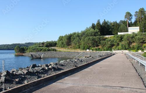 Barrage du Lac de Pierre-Percée France Meurthe-et-Moselle #215604399