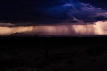 Monsoon In Distance