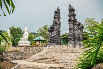 Budhist temple Brahma Vihara-Arama Banjar in Lovina
