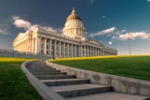 Utah State Capitol, Salt Lake ...