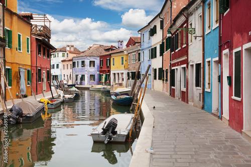 Foto op Plexiglas Europa Burano, Venice, Italy