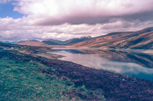 Summers Day View Of Loch Glasc...