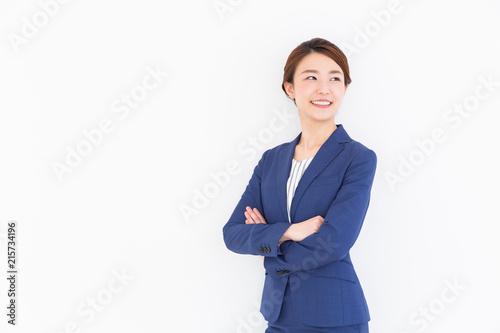 Valokuva  リラックスする女性 ビジネス