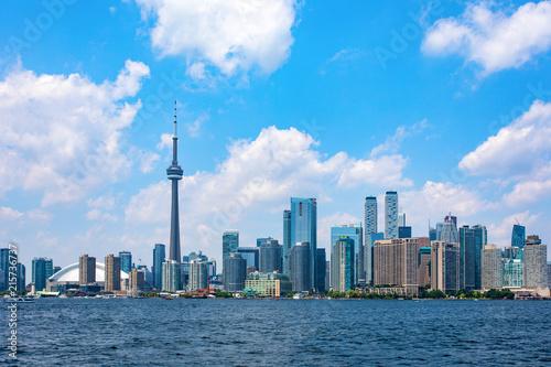 Tuinposter Toronto Toronto Skyline
