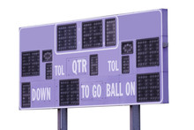 Score Board For Sport Game Iso...