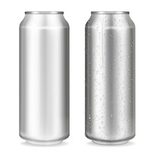 Metal Can Vector Illustration ...