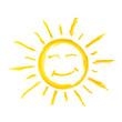 słońce wektor