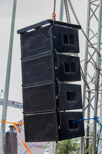 Photo Metal, Steel, Thailand, Speaker, Concert