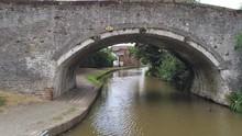 Move Forward Under Canal Bridg...