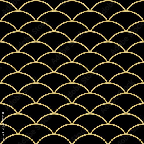 Fototapety geometryczne zlote-luki-geometrycznej-inspiracji