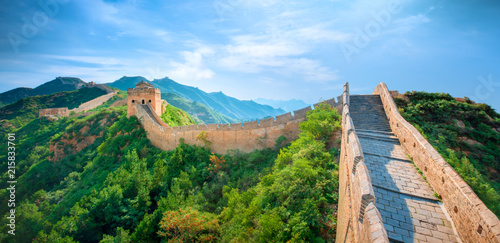 Poster China Great wall of China