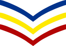 British Gay Sergeant Stripes