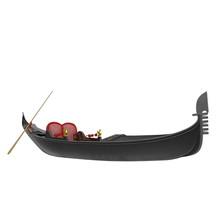 Venice Luxury Gondola Boat On ...