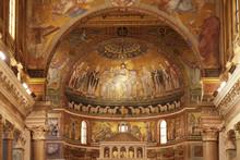 Santa Maria In Trastevere Church, Trastevere, Rome, Lazio
