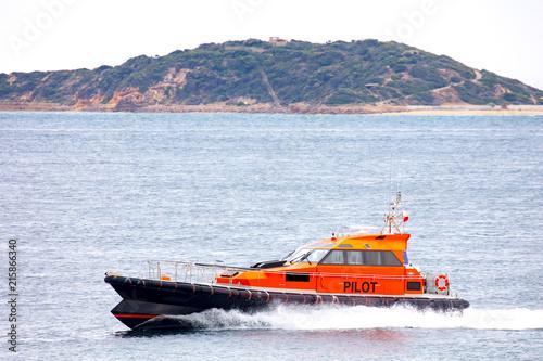 Poster Océanie Port Philip Pilot Boat