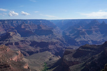 Grand Canyon Rugged Scenic Landscape
