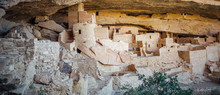 Cliff Palace Pueblo Ruins In M...