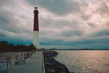 Views From Barnegat Light, Long Beach Island, New Jersey