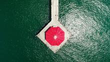 Pier In Surf City