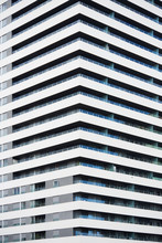 High-rise Building With Balcon...