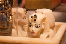King Tut Alabaster Jars