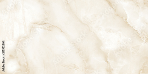Photo Onyx marble, Beige marble texture or marble background