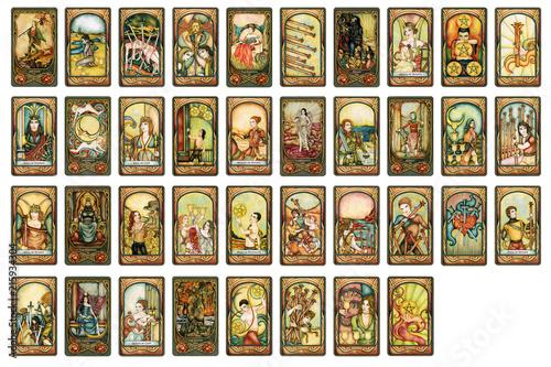 Tablou Canvas Tarot 2
