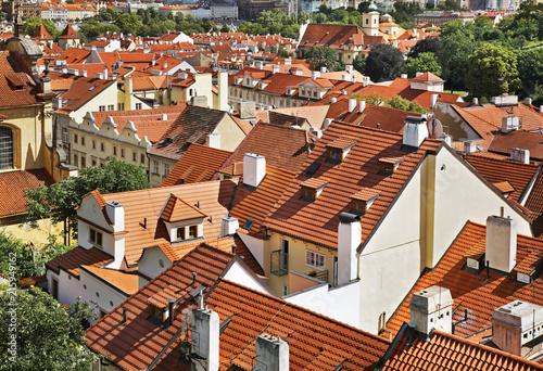 Staande foto Praag View of Prague. Czech Republic