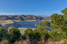 Lake Cachuma In Santa Ynez Val...