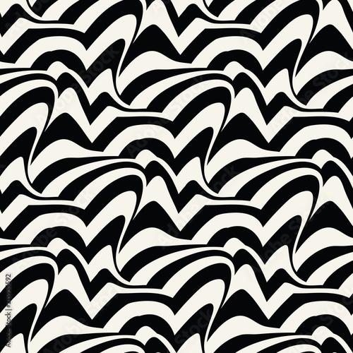 Fototapety geometryczne geometryczne-fale-przestrzeni