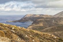 Greece, Peloponnese, Laconia, Mani Peninsula, Cape Tenaro