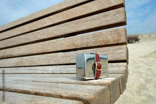 Valokuva  Einsamer Koffer