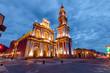 San Francisco Church at night - Salta, Argentina