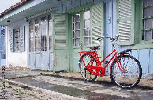 Foto op Plexiglas Fiets vintage bicycle