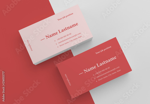 Solid colored business card layout buy this stock template and solid colored business card layout colourmoves