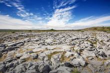 Rocky Field In County Clare