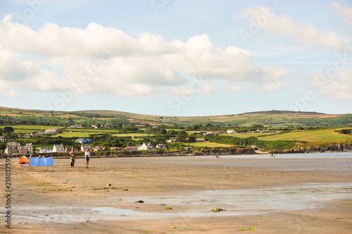 Fotografía Newport beach, Pembrokeshire