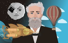 Jules Verne Science Fiction Re...
