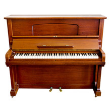 Brown Piano