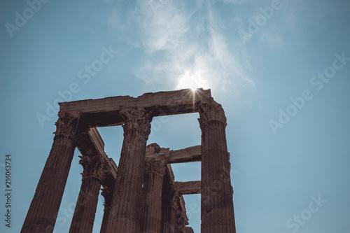 Fotografie, Obraz  Greek Architecture