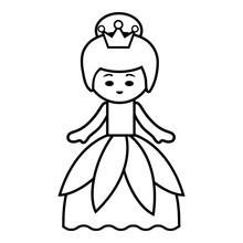 Coloring Book, Princess