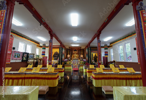 Photo  The Sakyamuni Buddha Hall of Hua Zang Si Buddhist Temple