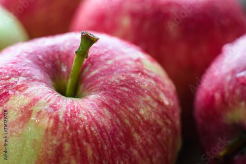 Fototapeta jabłko owoce-jablek
