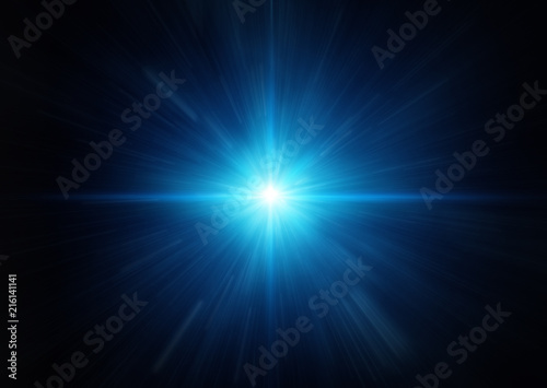 Star Trek. Space travel at the speed of light. Abstract background. Elements of this image furnished by NASA.
