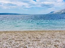 Beach Near Split, Croatia