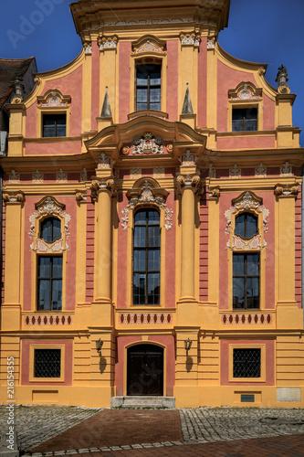 Foto  Historisches Gebäude in Neuburg an der Donau