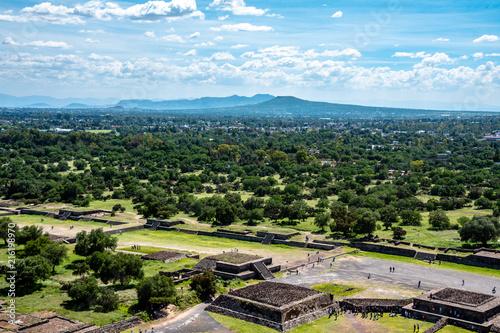 Foto op Plexiglas Pool VISTA EN MEXICO