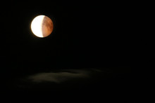 Lunar Eclipse And Blood Moon