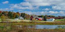Washington County Farm, Autumn