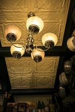 Cafe Lamp